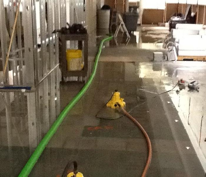 Commercial Water Damage in Scottsdale
