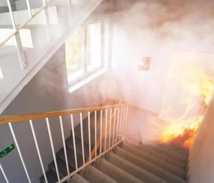 Commercial 4 Signs of Smoke Damage