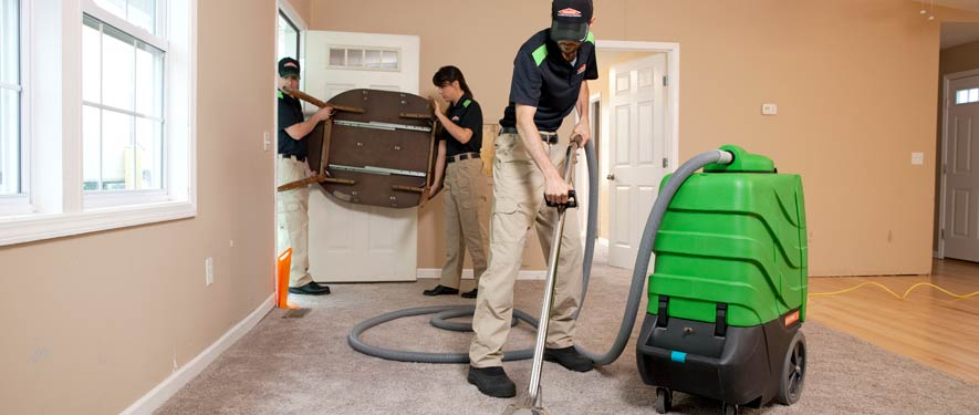 Scottsdale, AZ residential restoration cleaning